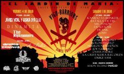 Vigo Barriors Fest 2014