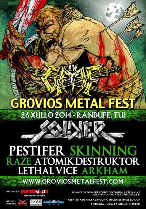 Grovios Metal Fest 2014