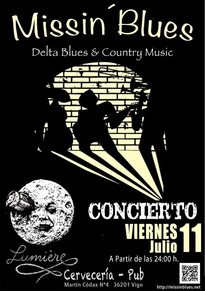 Concierto de Missin Blues