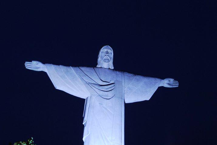 Cristo Redentor en Arcade
