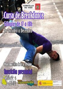 Curso de Breakdance