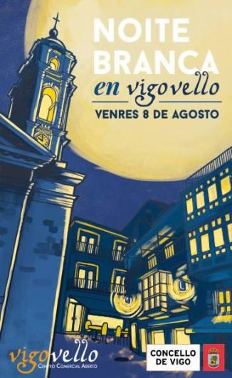 Noite Branca del Casco Vello de Vigo