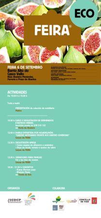 Feria Mercado de Produtos Tradicionais Galegos Eco