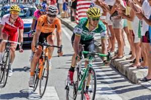 La vuelta ciclista de España 2014 por Vigo