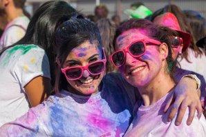Holi Run – La carrera de colores llega a Vigo
