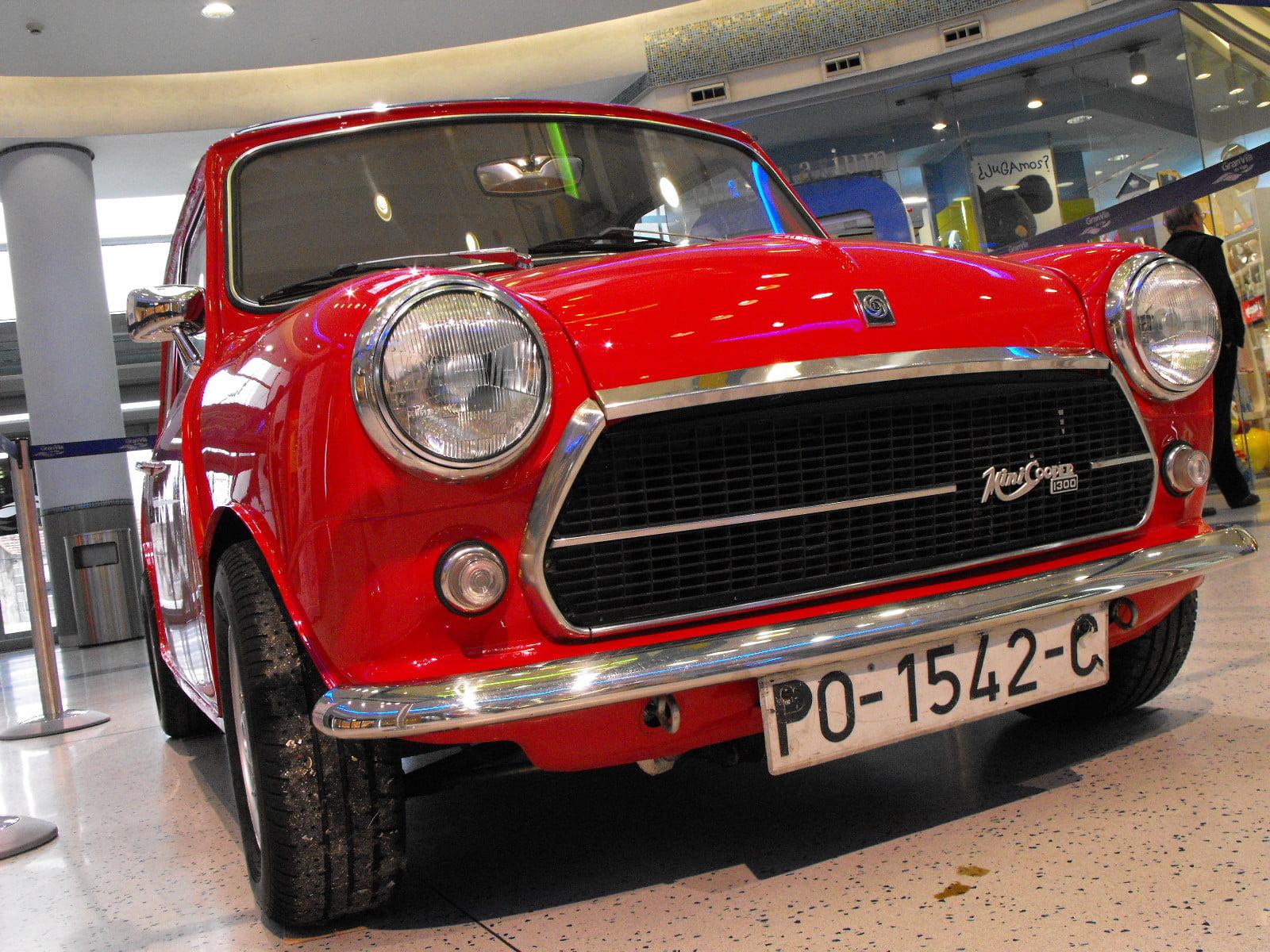Exposición de Vehículos Clásicos