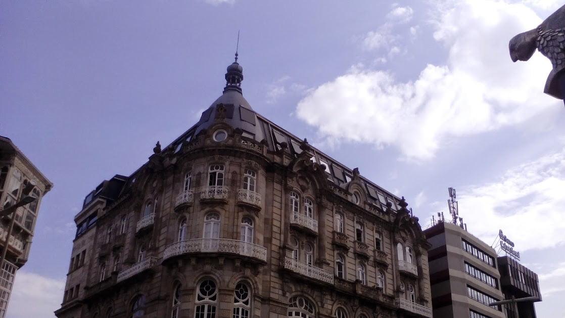 Escaleras mecánicas y ascensor en Vigo ¿Qué opináis?