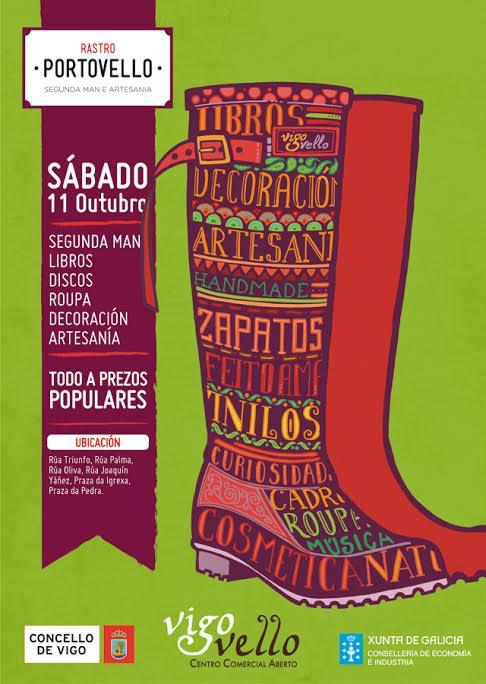 Rastro Portovello Octubre '14