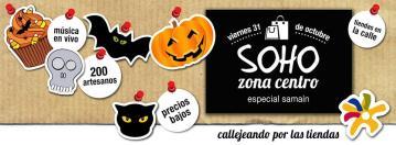 Halloween en el Soho