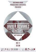 Concierto de Javier Álvarez en Vigo