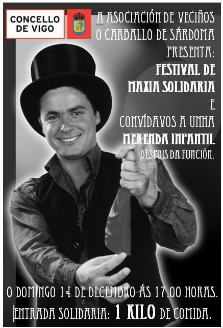 Festival de Magia Solidaria