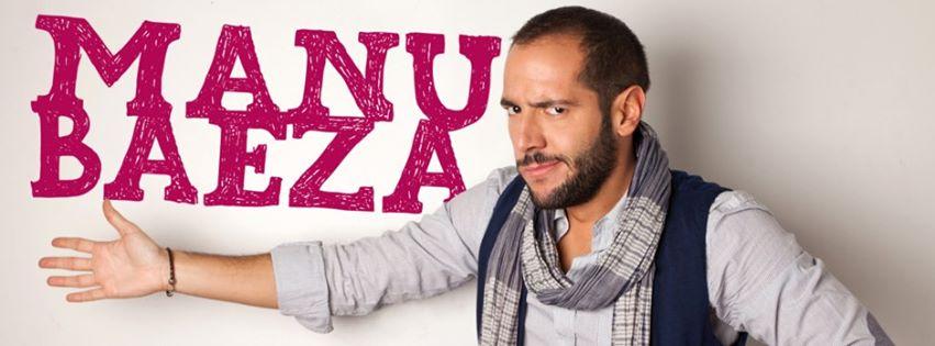 Monólogo Manu Baeza