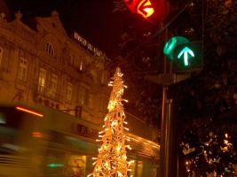 Vitrasa con la Navidad