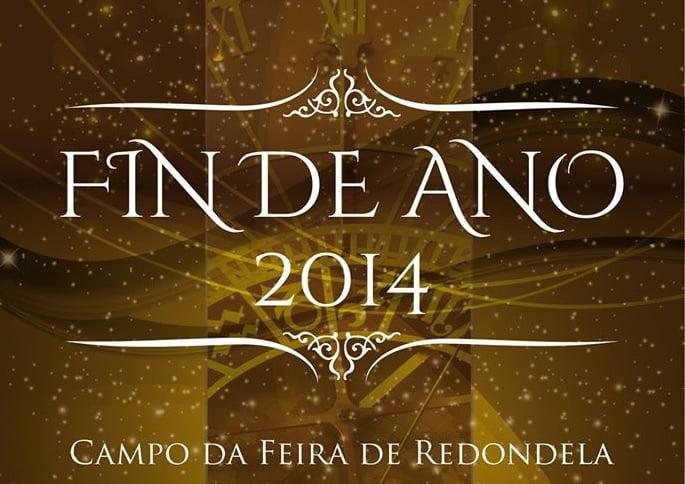 Fin de Ano 2014 en Redondela