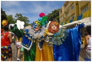 Palhaços de Olinda - Carnaval 2010