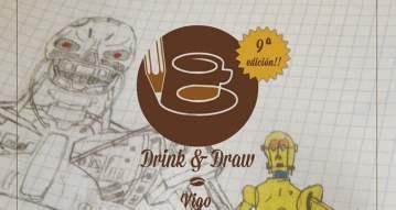 Drink & Draw Vigo Películas de los años 80