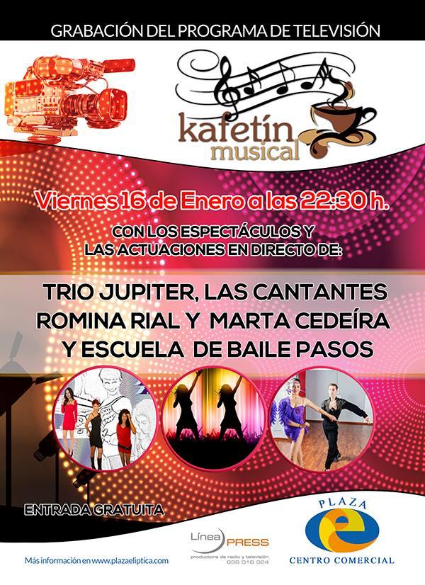 Kafetín Musical 2015