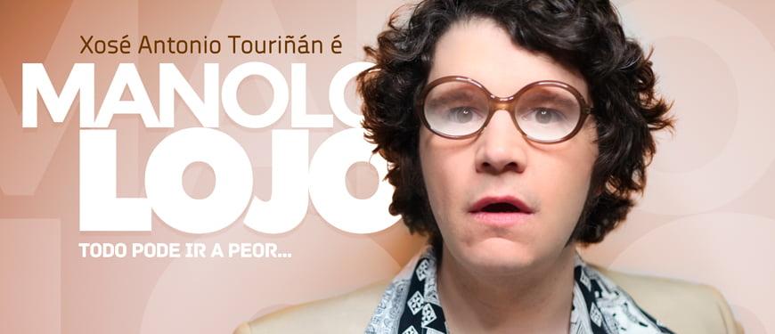 Xoxé Touriñán en Barroco