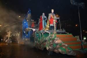 Cabalgata de Reyes de Redondela