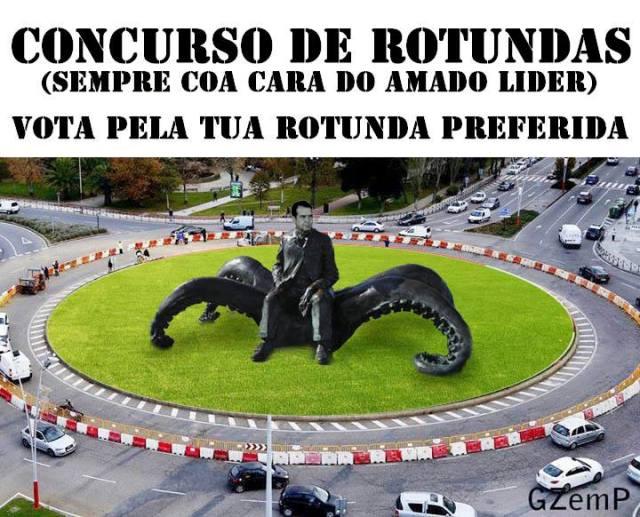 Rotonda de Coia