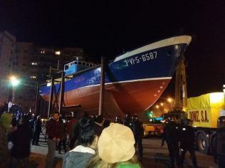 barco rotonda