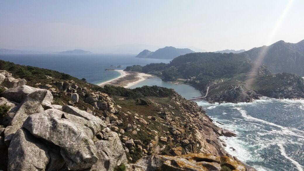 O Canto das Illas, Conciertos en el Mar de Vigo