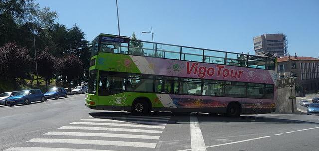 Bus Turístico en Semana Santa en Vigo