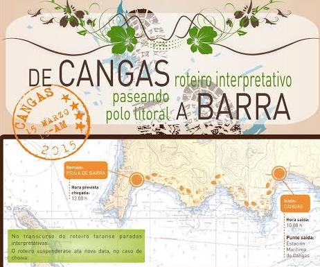 Vai de Roteiros! Interpretando o litoral de Cangas a Barra