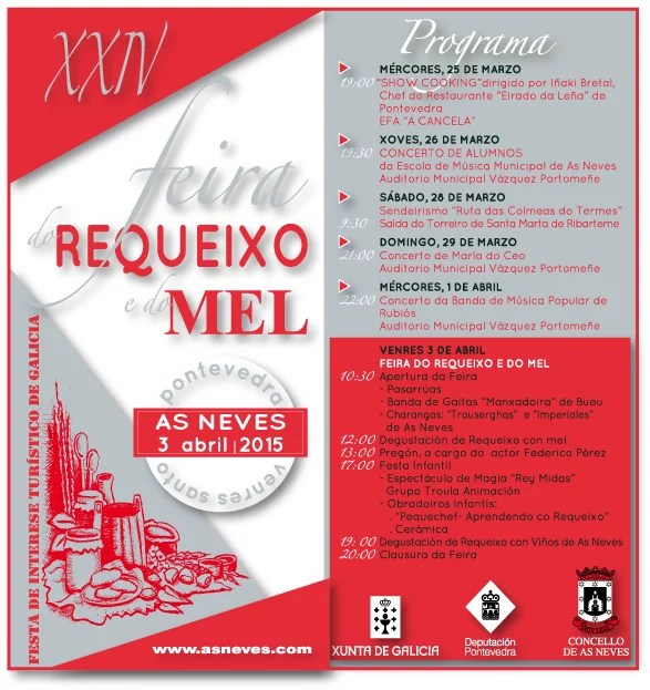 Feira do Requeixon e do Mel das Neves