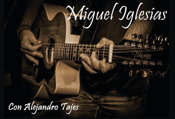 Concierto de Miguel Iglesias en Vigo