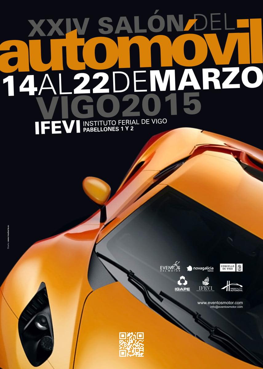 XXIV Salón del Automóvil y Motocicleta de Vigo 2015