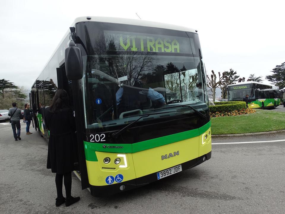 Vitrasa Vigo: nuevos buses