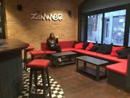 Zimmer: con tu consumición, gratis, clásicos de Arcade