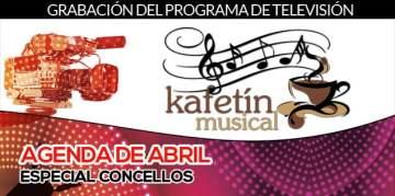 Kafetín Musical especial Concello