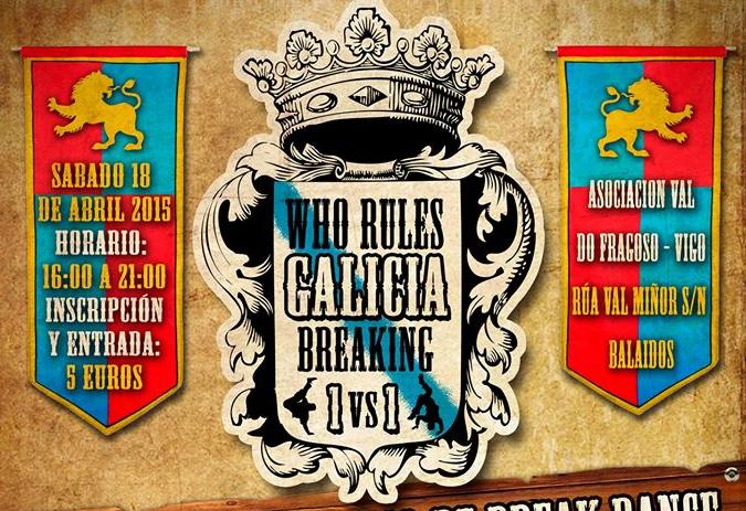 Who Rules Galicia 1vs1