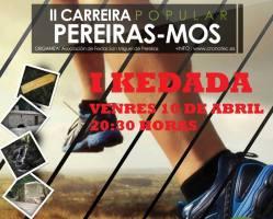 II Carrera Popular Pereiras-Mos