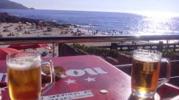 Terrazas en Vigo pegadas al Mar
