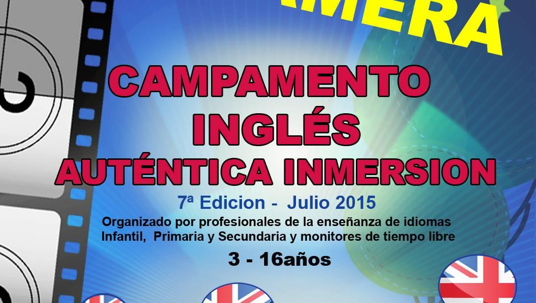 Campamentos de Verano en Inglés, en Vigo.