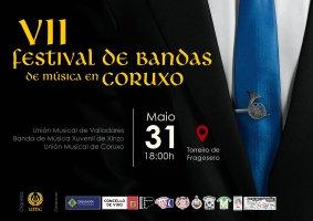 VII Festival de Bandas de Música en Coruxo