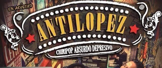 Antilopez, fiesta tercer aniversario de Barrocco Music Bar