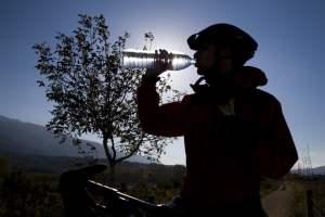 Rutas Guiadas Bicicleando 2015: Senda da Croa
