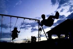 Abre el nuevo parque infantil de Castrelos