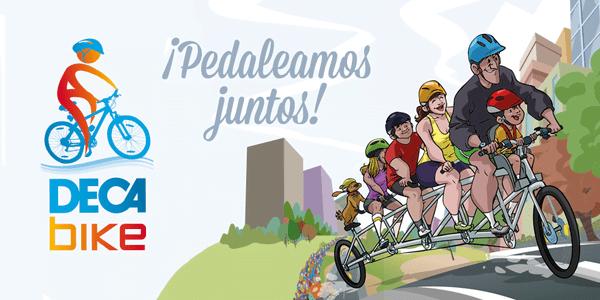 Decabike, La Fiesta de la Bicicleta 2015