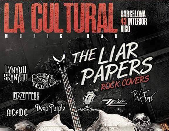 Concierto de The Liar Papers