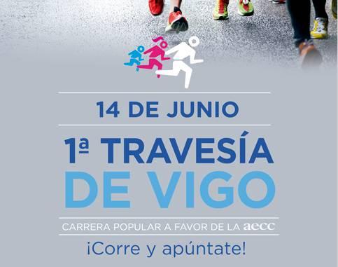 Carrera popular: Travesía de Vigo