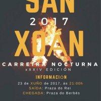 Carrera nocturna de San Juan