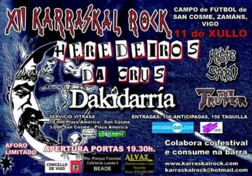 Festival Karraskal Rock 2015
