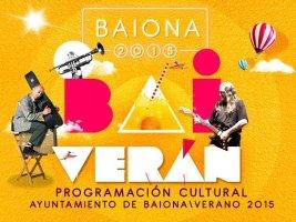 Verano en Baiona 2015 – Baiverán 2015.