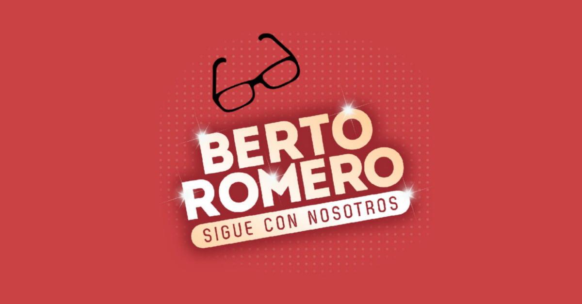 Monólogo de Berto Romero