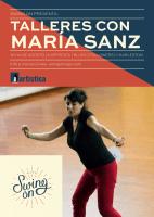 Aprende a bailar Blues y Charleston con María Sanz